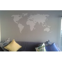 Map Vinylart