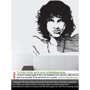 M026 Jim Morrison inspired