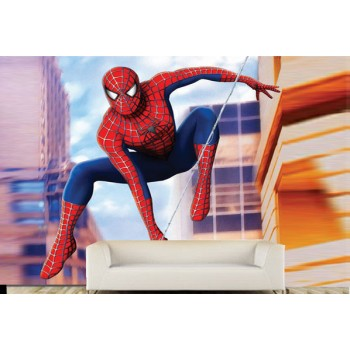 Spiderman Vinyl Wall Art